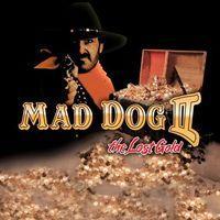 Portada oficial de Mad Dog 2: The Lost Gold PSN para PS3