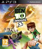 Portada oficial de de Ben 10 Omniverse 2 para PS3