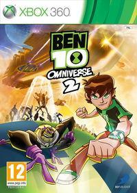 Portada oficial de Ben 10 Omniverse 2 para Xbox 360