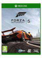 Portada oficial de de Forza Motorsport 5 para Xbox One