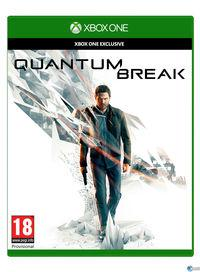 Portada oficial de Quantum Break para Xbox One