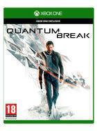 Portada oficial de de Quantum Break para Xbox One
