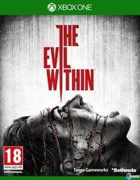 Portada oficial de The Evil Within para Xbox One