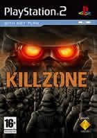 Portada oficial de de KillZone para PS2
