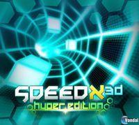 Portada oficial de SpeedX 3D Hyper Edition eShop para Nintendo 3DS