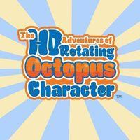 Portada oficial de The HD Adventures of Rotating Octopus Character PSN para PSVITA