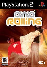 Portada oficial de Rolling para PS2