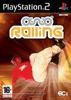 Portada oficial de de Rolling para PS2