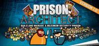 Portada oficial de Prison Architect para PC
