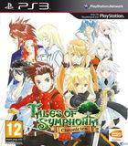 Portada oficial de de Tales of Symphonia Chronicles para PS3