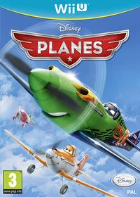 Portada oficial de Planes para Wii U