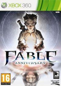 Portada oficial de Fable Anniversary para Xbox 360