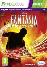 Portada oficial de Fantasia: Music Evolved para Xbox 360