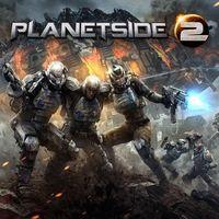 Portada oficial de Planetside 2 para PS4