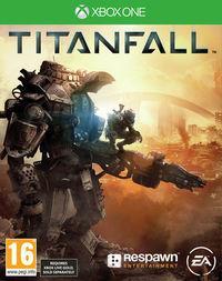 Portada oficial de Titanfall para Xbox One