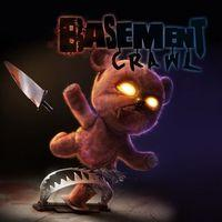 Portada oficial de Basement Crawl para PS4