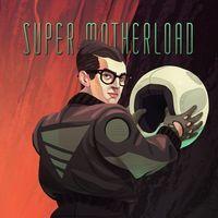 Portada oficial de Super Motherload para PS4