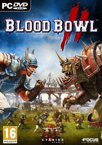 Portada oficial de Blood Bowl 2 para PC