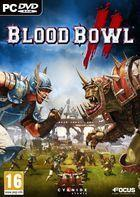 Portada oficial de de Blood Bowl 2 para PC