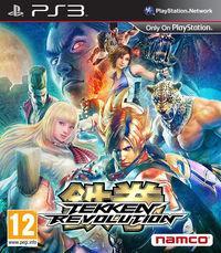 Portada oficial de Tekken Revolution para PS3