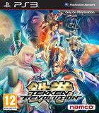 Portada oficial de de Tekken Revolution para PS3