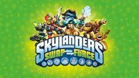 Portada oficial de Skylanders SWAP Force para PS4