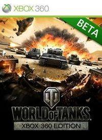 Portada oficial de World of Tanks Xbox 360 Edition XBLA para Xbox 360