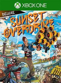Portada oficial de Sunset Overdrive para Xbox One
