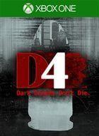 Portada oficial de de D4: Dark Dreams Don't Die para Xbox One