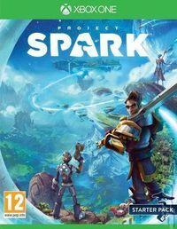 Portada oficial de Project Spark para Xbox One