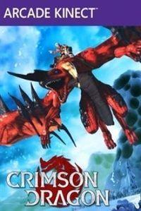 Portada oficial de Crimson Dragon para Xbox One