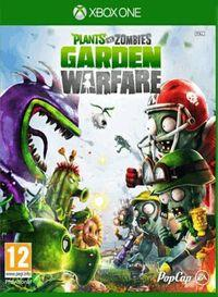 Portada oficial de Plants vs. Zombies: Garden Warfare para Xbox One