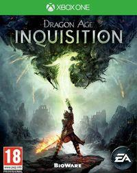 Portada oficial de Dragon Age Inquisition para Xbox One