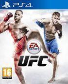 Portada oficial de de EA Sports UFC para PS4