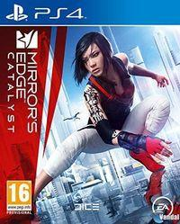 Portada oficial de Mirror's Edge Catalyst para PS4
