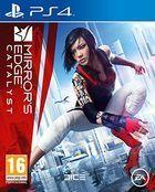 Portada oficial de de Mirror's Edge Catalyst para PS4