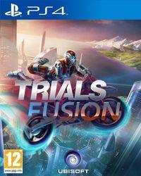 Portada oficial de Trials Fusion para PS4