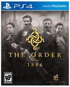 Portada oficial de de The Order: 1886 para PS4
