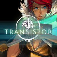 Portada oficial de Transistor PSN para PS4