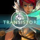 Portada oficial de de Transistor PSN para PS4