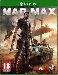 Portada oficial de Mad Max para Xbox One