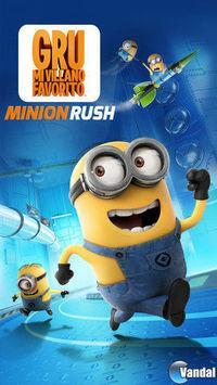 Portada oficial de Gru mi villano favorito: Minion Rush para Android