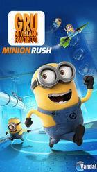 Portada oficial de de Gru mi villano favorito: Minion Rush para Android
