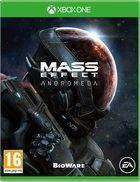 Portada oficial de de Mass Effect: Andromeda para Xbox One