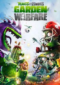 Portada oficial de Plants vs. Zombies: Garden Warfare para PC
