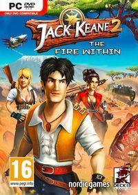 Portada oficial de Jack Keane 2 - The Fire Within para PC