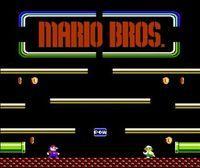 Portada oficial de Mario Bros. CV para Wii U