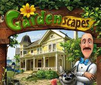 Portada oficial de Gardenscapes para Nintendo 3DS