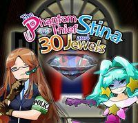 Portada oficial de The Phantom Thief Stina and 30 Jewels eShop para Nintendo 3DS