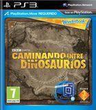 Portada oficial de de Wonderbook: Caminando entre dinosaurios para PS3